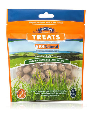 K9 Natural Grass-Fed Lamb Treats