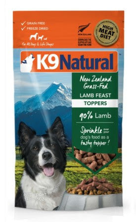 K9 Natural Lamb Feast Topper