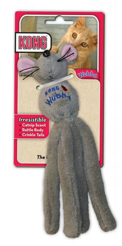KONG® Wubba Mouse Toy