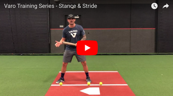 Varo Training Series - Stance & Stride (Ep. 2)