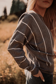 Vertigo Striped Sweater