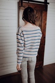 Midnight Chenille Sweater