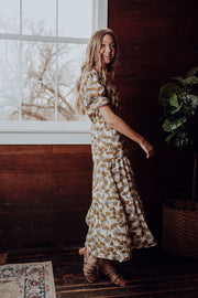Dandelion Maxi Dress