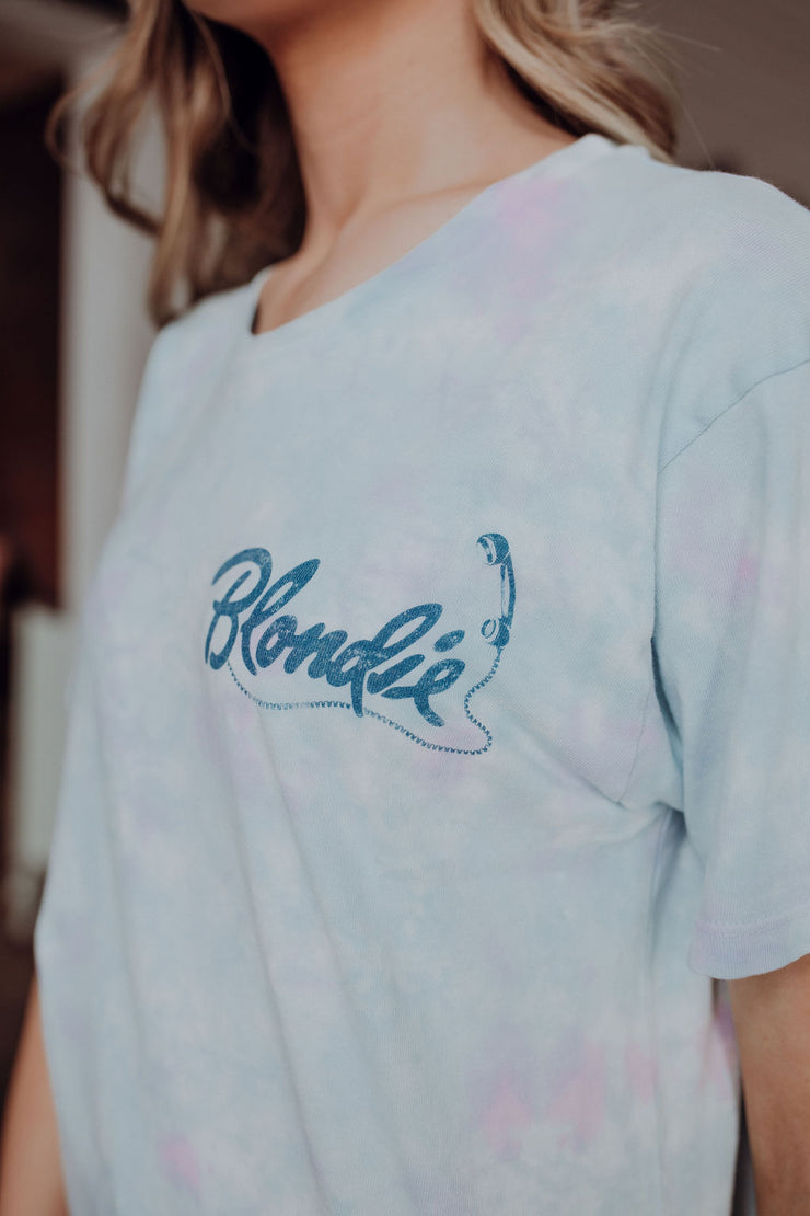 Daydreamer Blondie Tie Dye Tee
