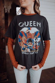 Daydreamer Queen Band Tee