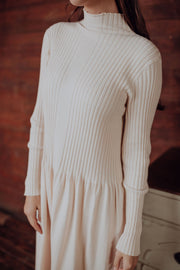 Everly Ultra-Soft Midi Sweater Dress