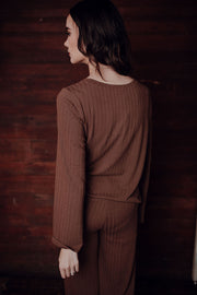 Cocoa Knit Set