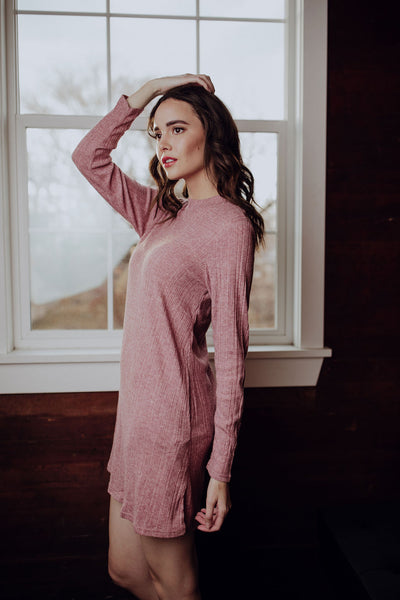 Brielle Sweater Mini Dress