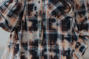 Ryder Acid Wash Button Up