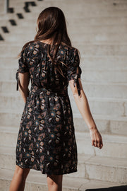 Paisley For You Button Dress