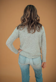 Bronx Knotted Pullover