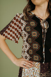Brisbane Patchwork Dress