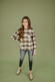 Chandler Plaid Flannel