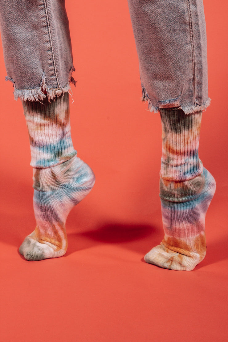 Tie Dye Socks *3 Colors*