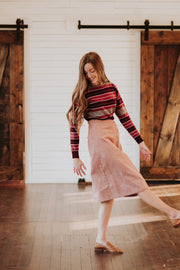 Lulu Striped Sweater
