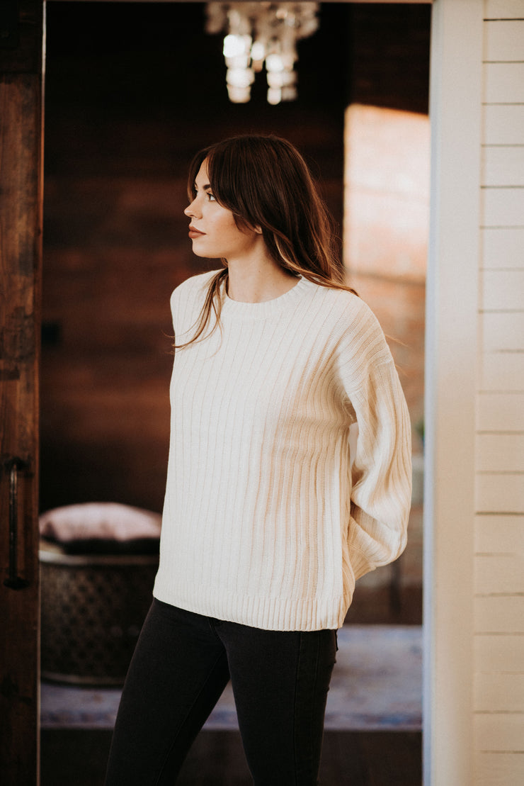 Ritchie Ribbed Sweater