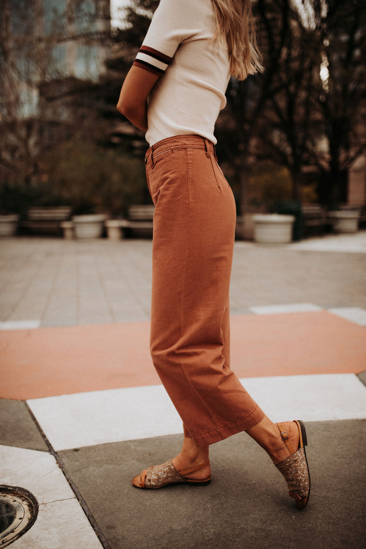Winifred Wide Leg Pants