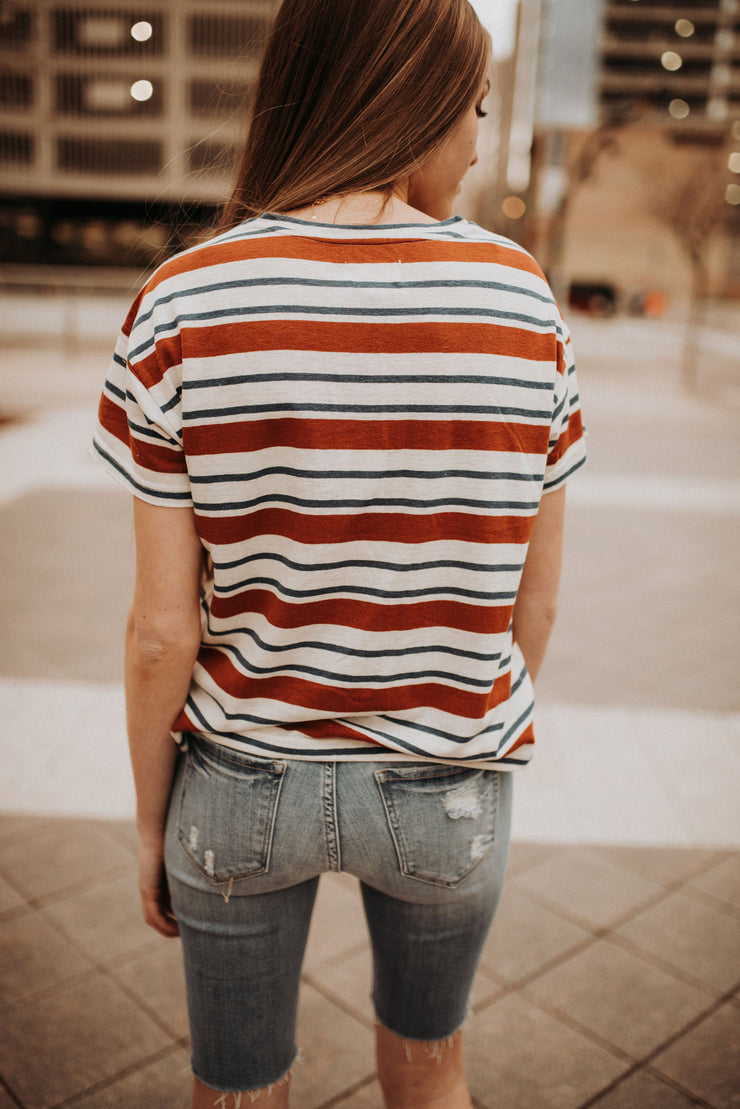 The Striped Tee