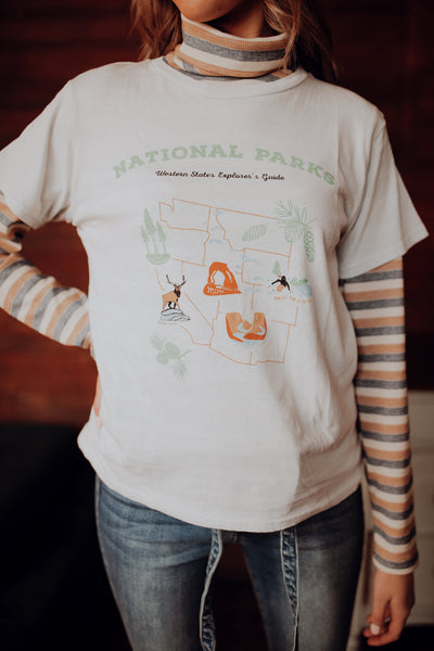 National Parks Tee