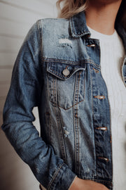 Kian Denim Jacket