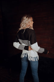 Julian Chevron Sweater