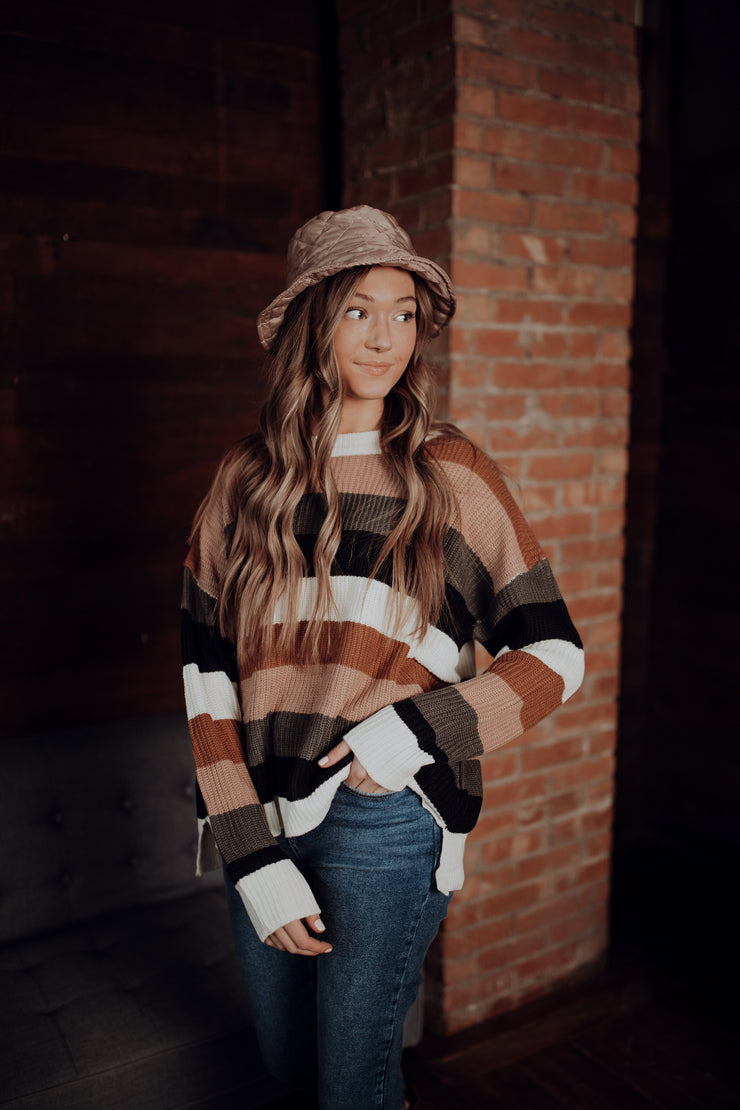 Winston Striped Sweater