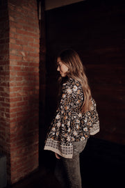 Ophelia Floral Blouse