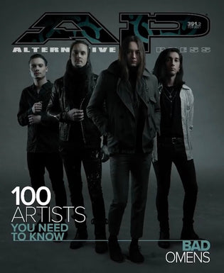 BAD OMENS x ALT PRESS MAGAZINE COVER