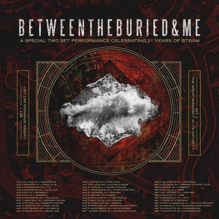 BETWEEN THE BURIED AND ME RESCHEDULED US TOUR DATES