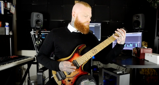 "LEE MCKINNEY ""AMANUENSIS"" PLAYTHROUGH VIDEO"