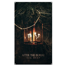 After The Burial - Dig Deep Wall Flag