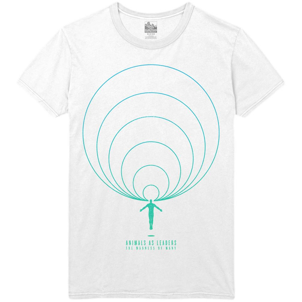 Animals As Leaders - Wavelengths Tee
