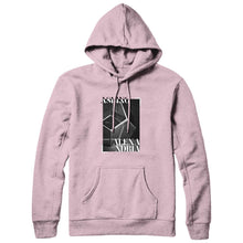 Asking Alexandria - Light Pink Album Art Hoodie