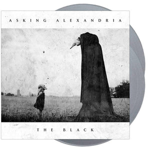 Asking Alexandria - 'The Black' Metallic Silver Vinyl