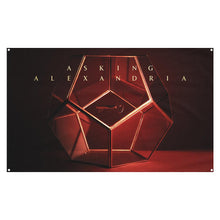 Asking Alexandria - Asking Alexandria Wall Flag