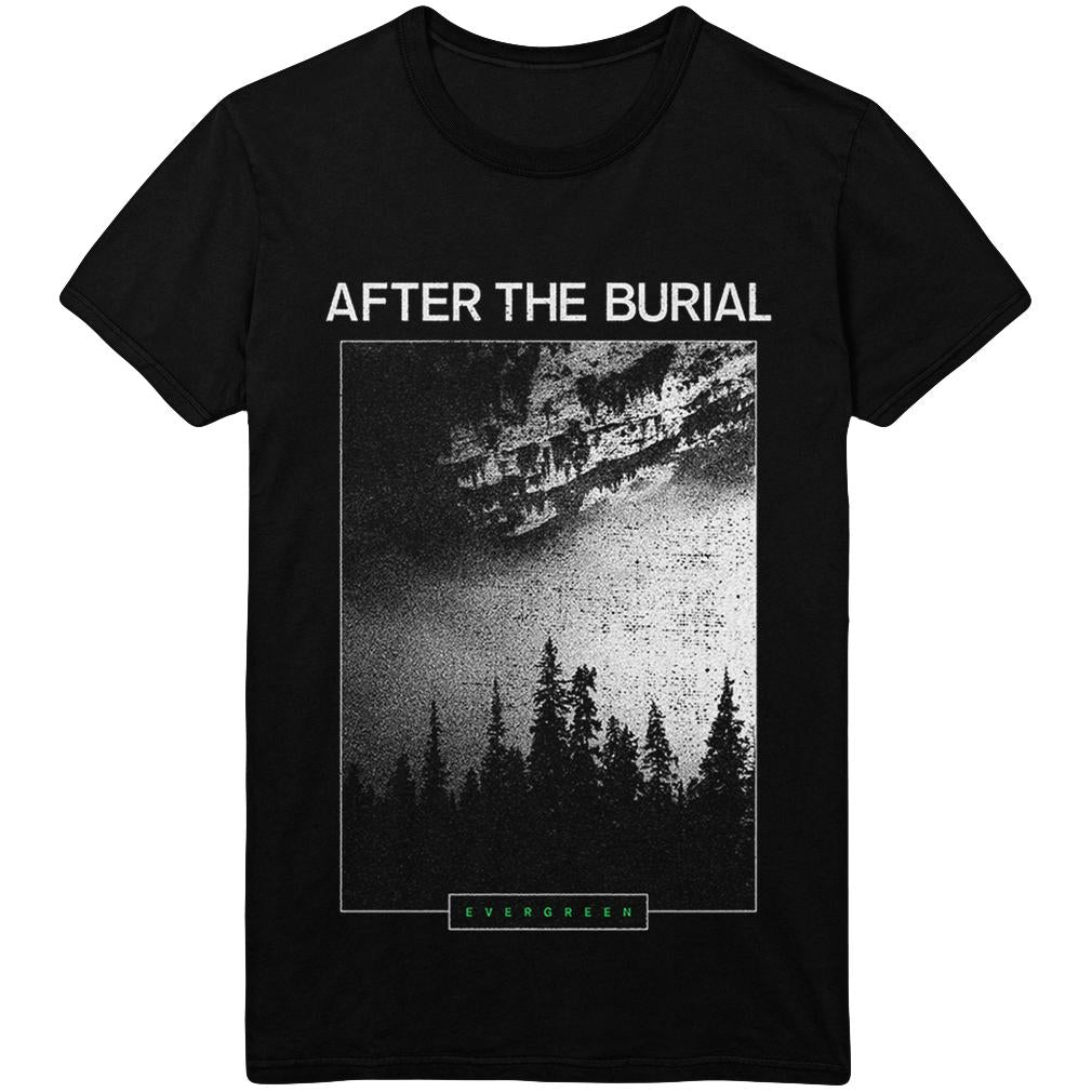 After The Burial - Evergreen Album Art Tee