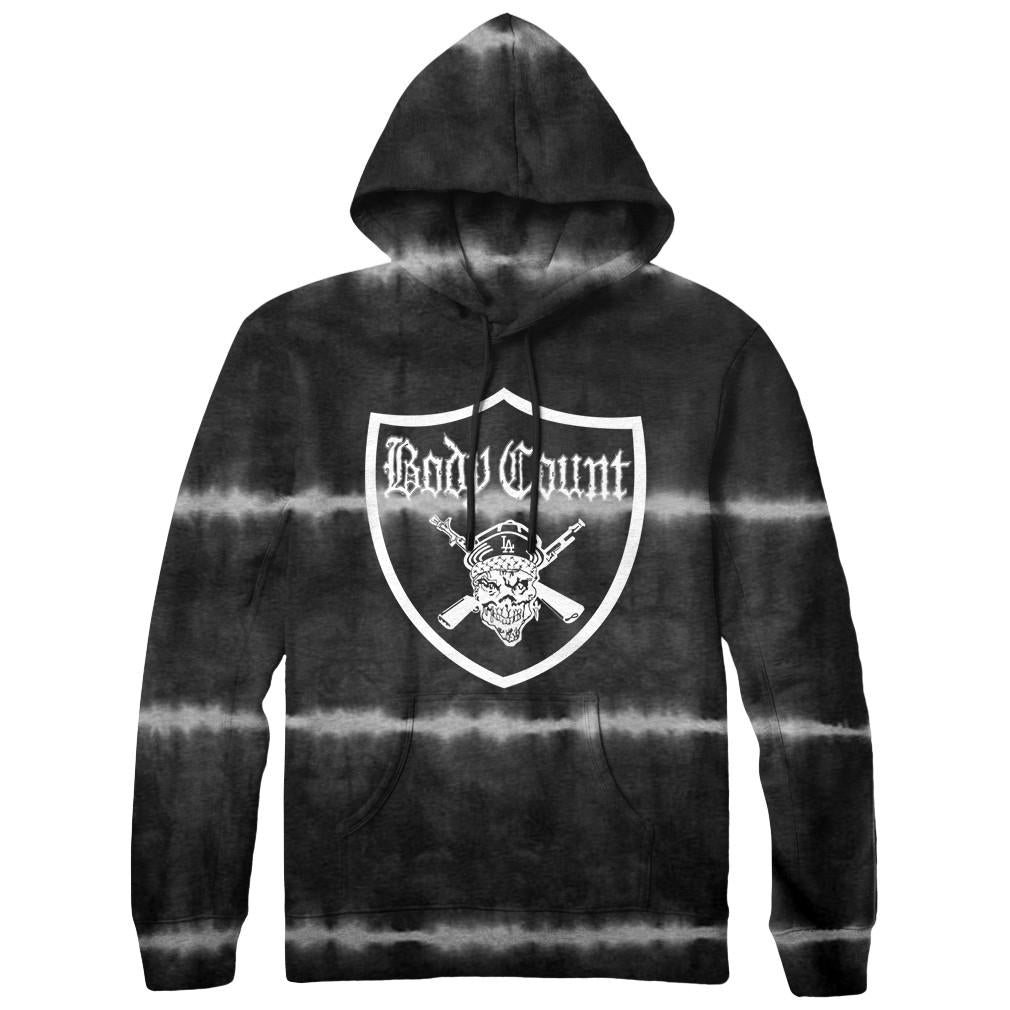 Body Count - Stripes Hoodie