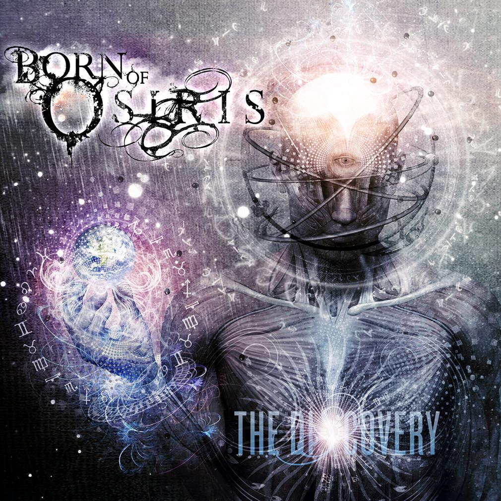 Born Of Osiris - 'The Discovery' CD