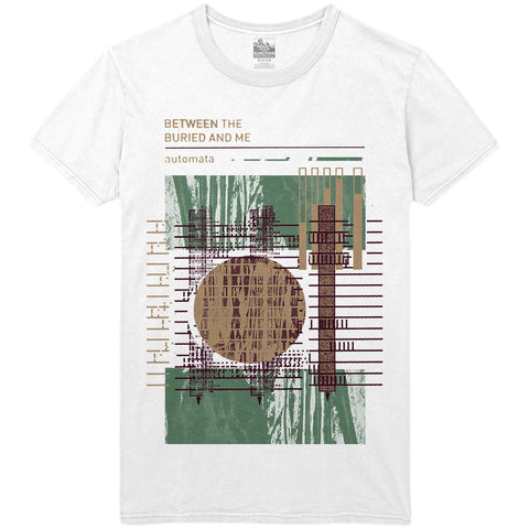 Between The Buried And Me - Automata II Album Art Tee