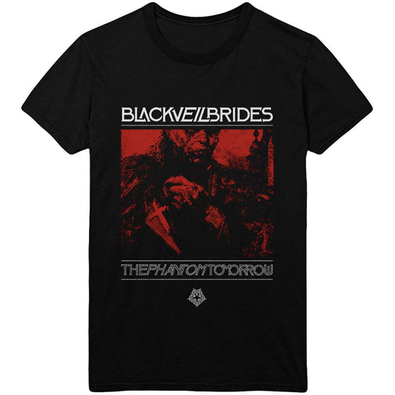 Black Veil Brides - 'Album Art' T-Shirt (Black)