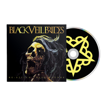 Black Veil Brides - 'Re-Stitch These Wounds' Deluxe CD