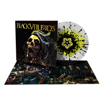 "Black Veil Brides - 'Re-Stitch These Wounds' 12"" Vinyl (Splatter)"