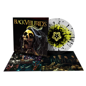 "Black Veil Brides - Second Pressing // 'Re-Stitch These Wounds' 12"" Vinyl (Splatter)"