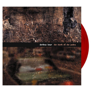 Darkest Hour - 'The Mark Of The Judas' Trans Red Vinyl