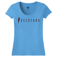 I See Stars - Ladies ISS Crop Top