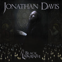 Jonathan Davis - 'Black Labyrinth' Tri-Fold CD