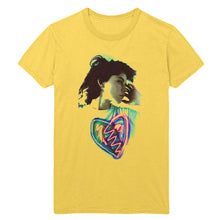 Meg Myers - Thank U T-shirt (Yellow)