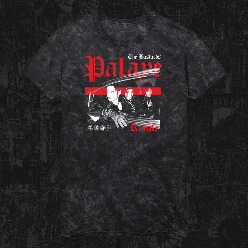 Palaye Royale - 'Album Cover' T-Shirt (Acid)