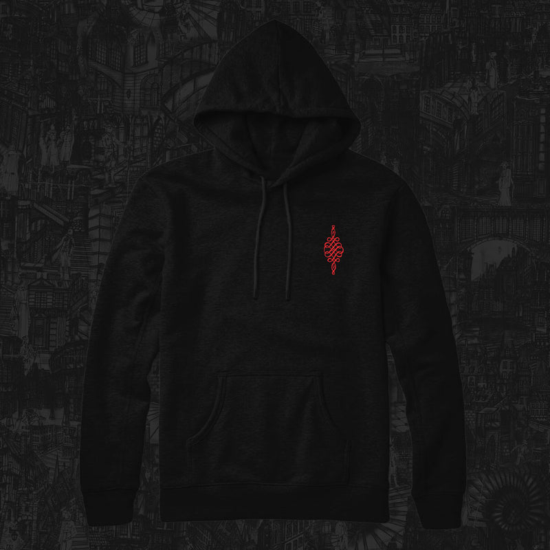 Palaye Royale - 'Masks' Hoody (Black)