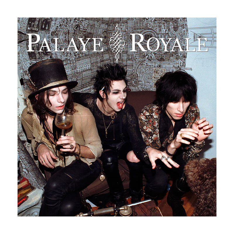 Palaye Royale - Boom Boom Room Side A Wall Flag